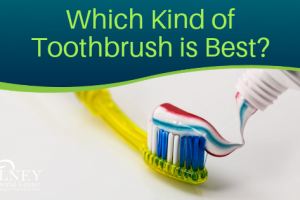 What type of toothbrush is best? manual or electric?